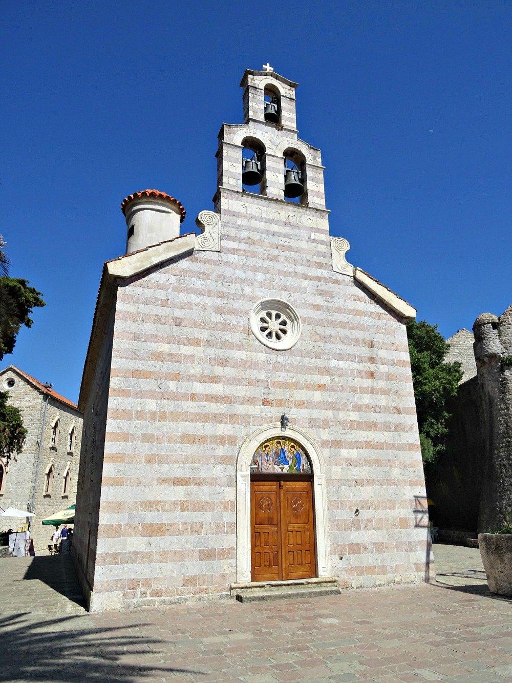 Budva Church of Holy Trinity