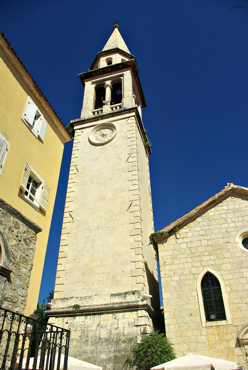 Budva St. Ivans Church