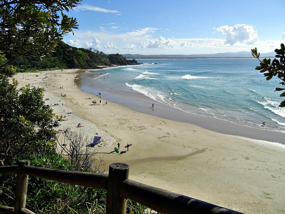 Byron Bay Wategos Beach