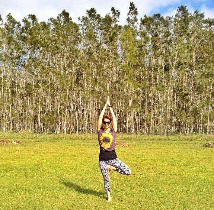 Byron Bay Yoga Graduate