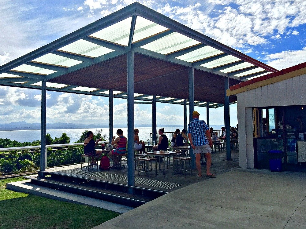 Cape Cafe Byron Headland