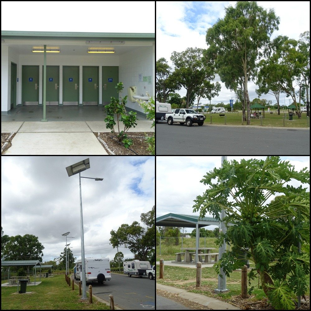 Guthalungra Rest Area