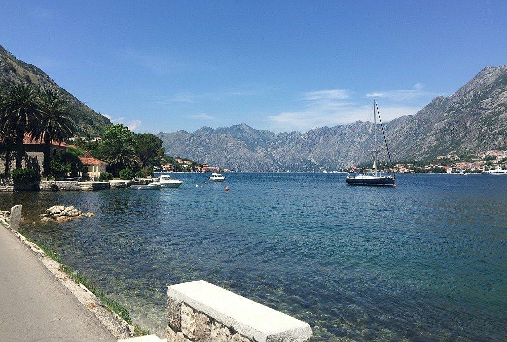 Muo on Bay of Kotor Montenegro