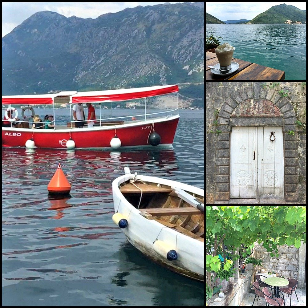 Montenegro Perast Bay of Kotor