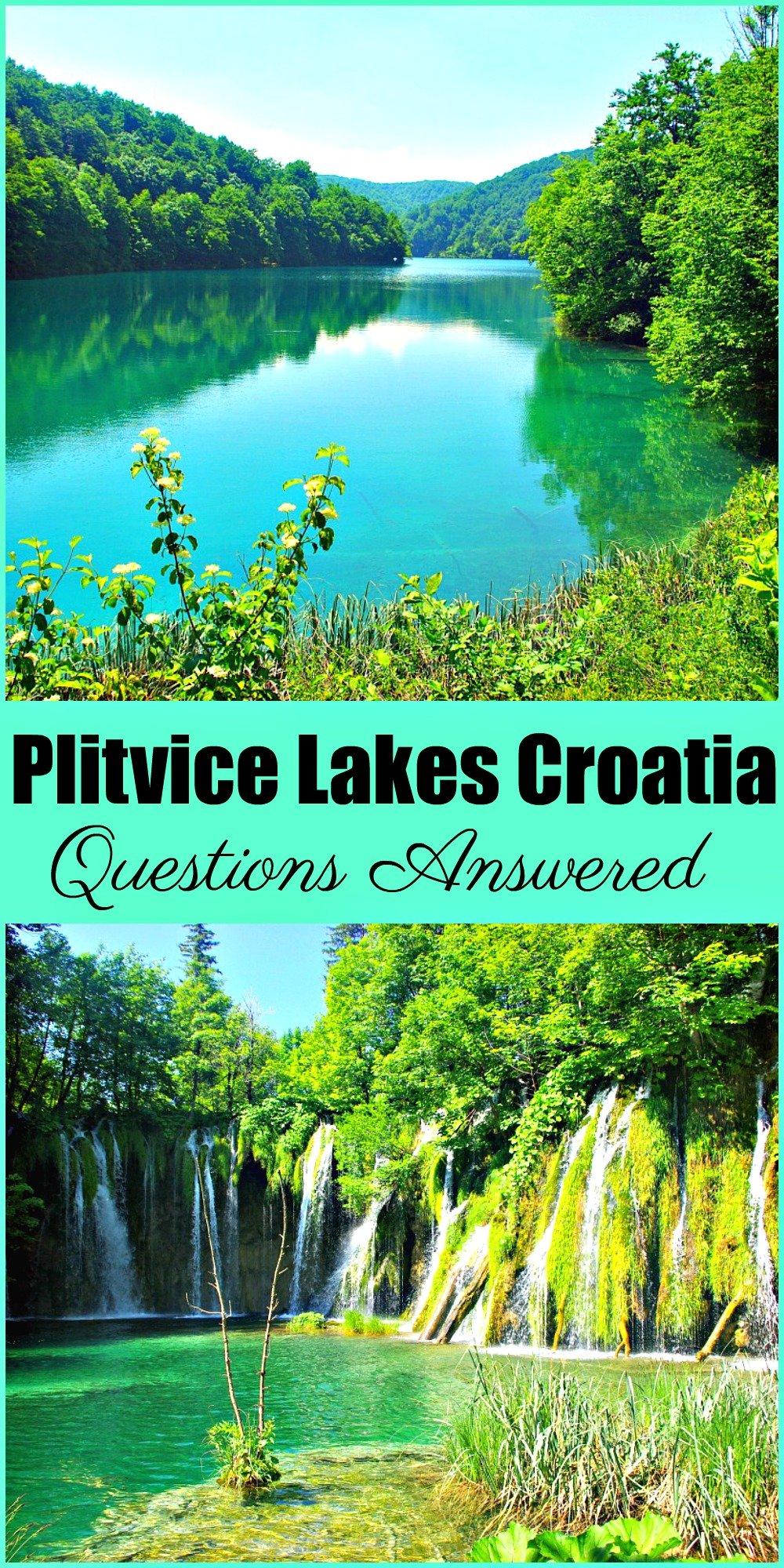 Plitvice Lakes National Park: Plitvice Lakes Destination Guide