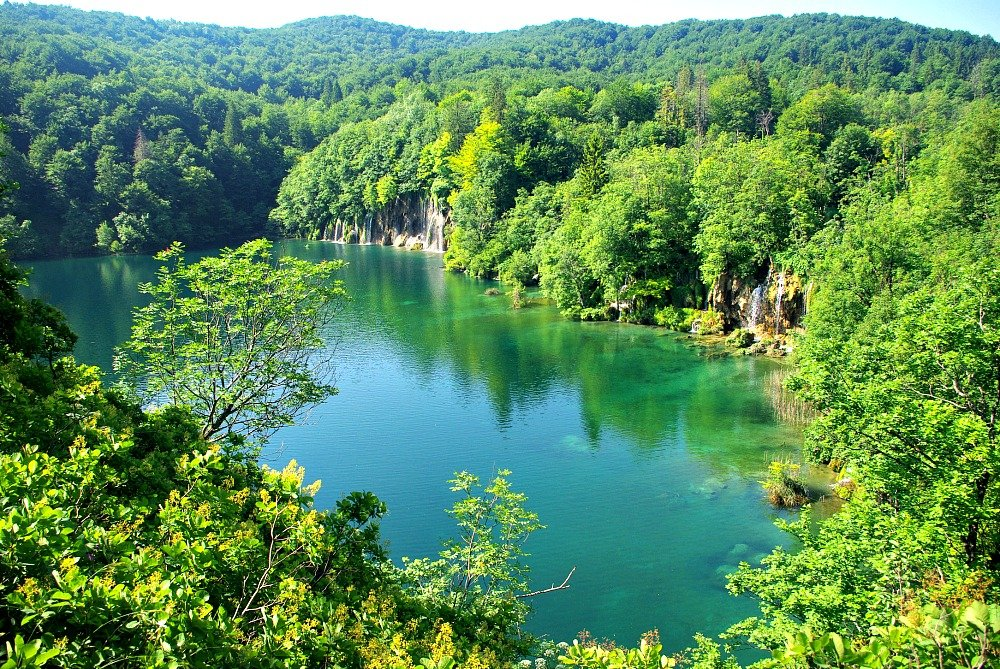 Plitvice Lakes Overview