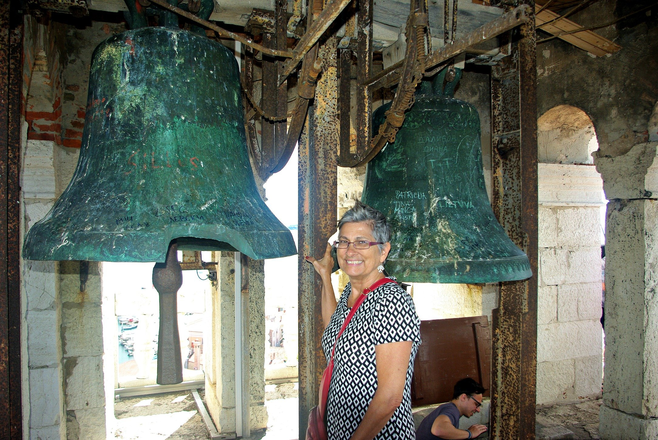 Piran Church of St. George Bells