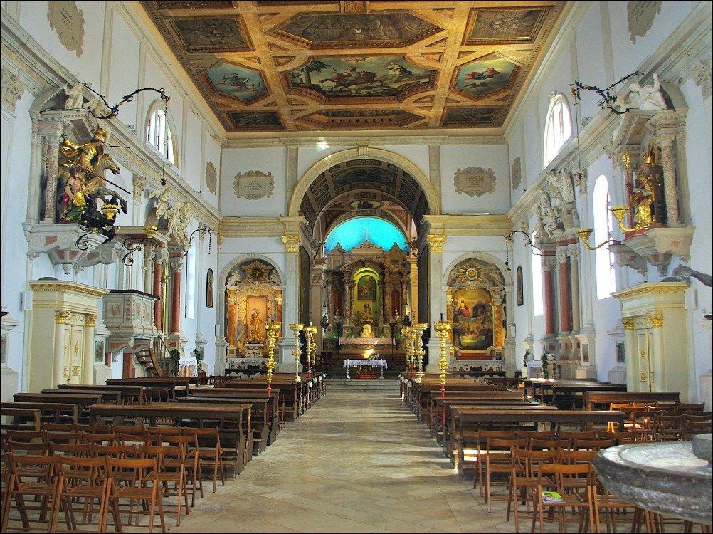 Piran Church of St. George