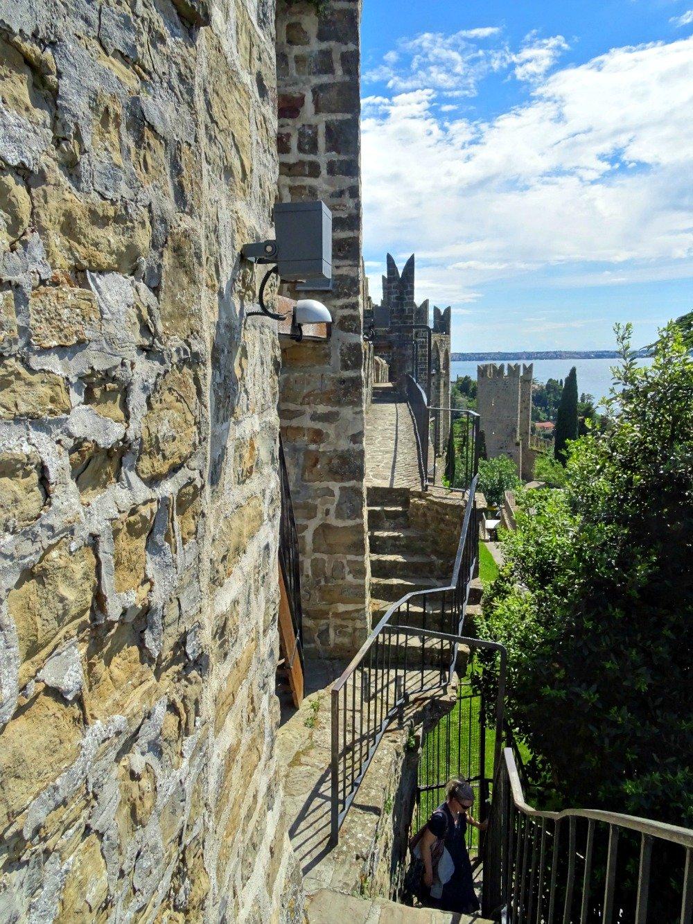 Piran Old Walls