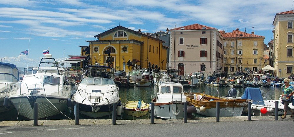 Piran Accommodation Vila Piranesi