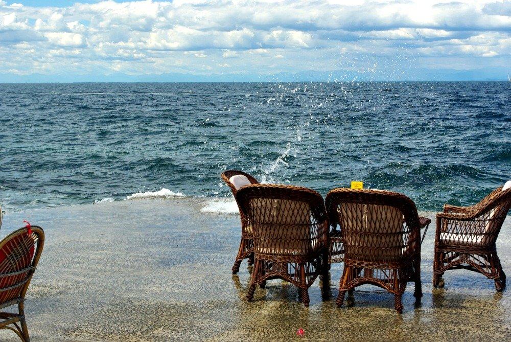 Pirans Seaside Cafes