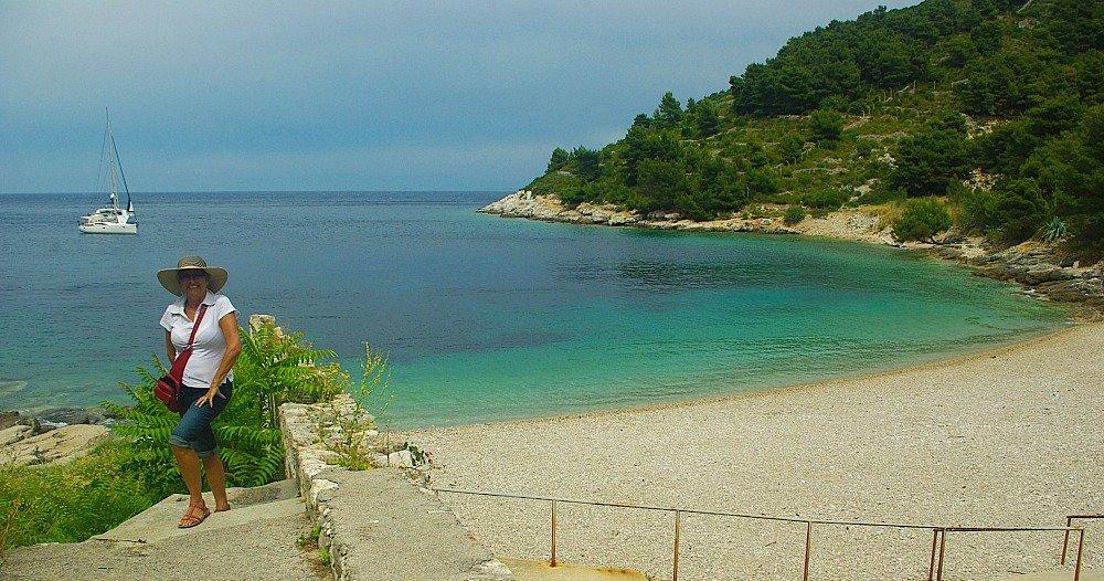 Vis - Grandovac Beach