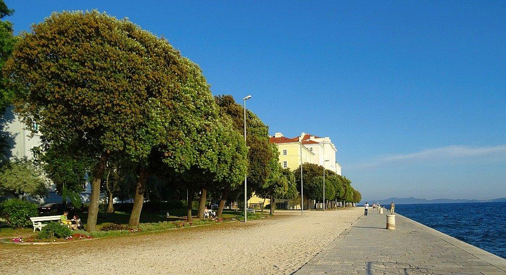 Zadar Riva Southern End