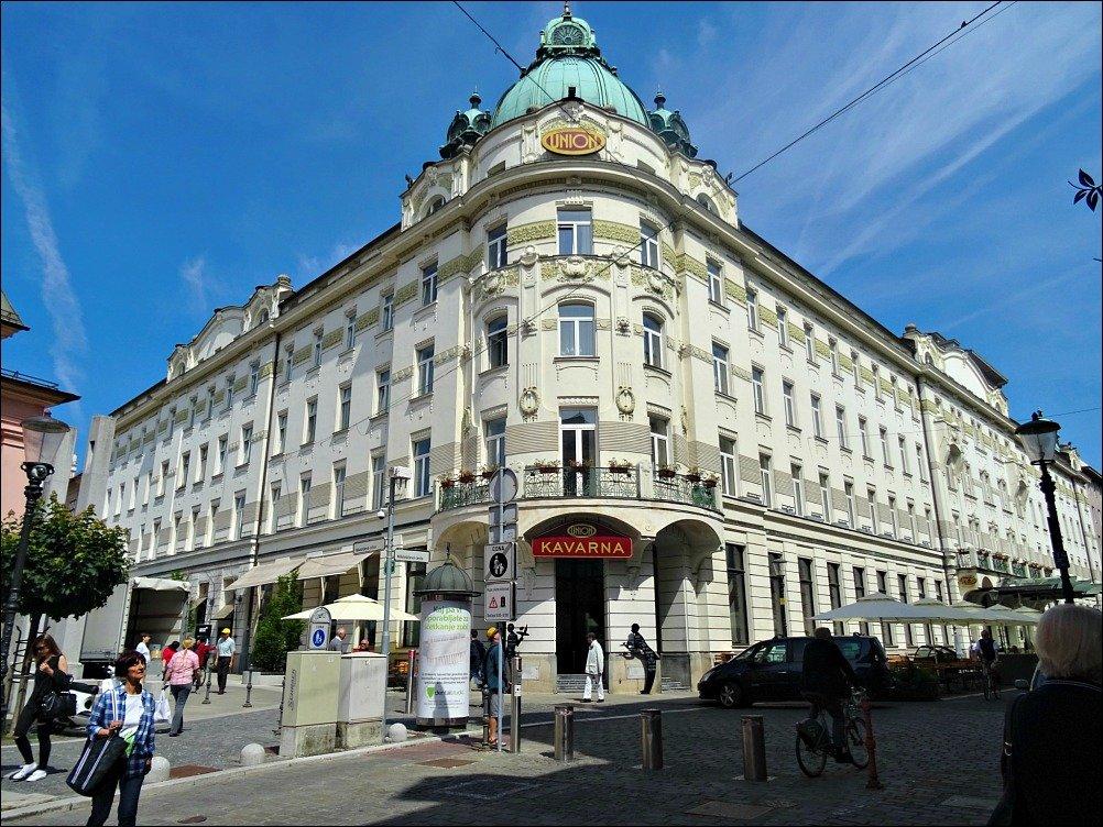 Ljubljana Grand Union Hotel