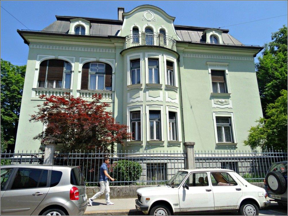 Ljubljana House