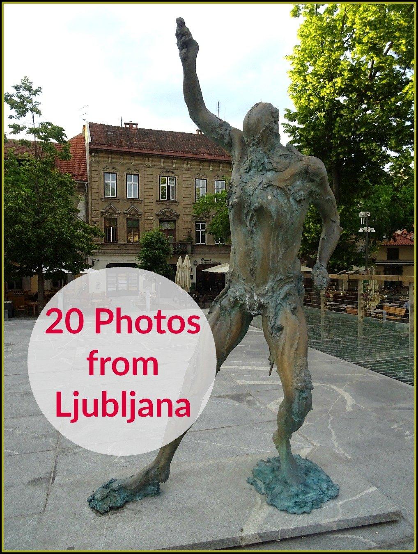 Ljubljana Pinterest