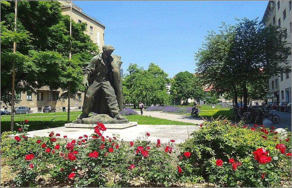 Slovene Reformation Park Ljubljana