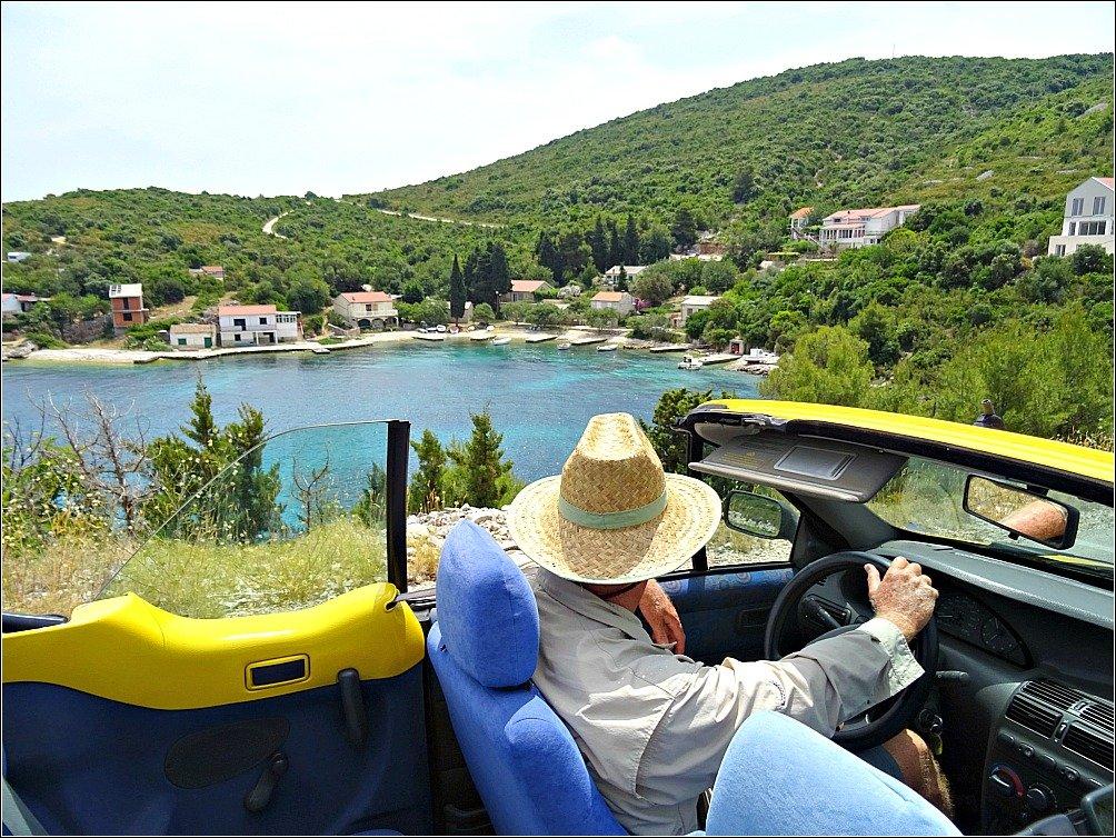 Vis Island Rogaccic Bay Croatia