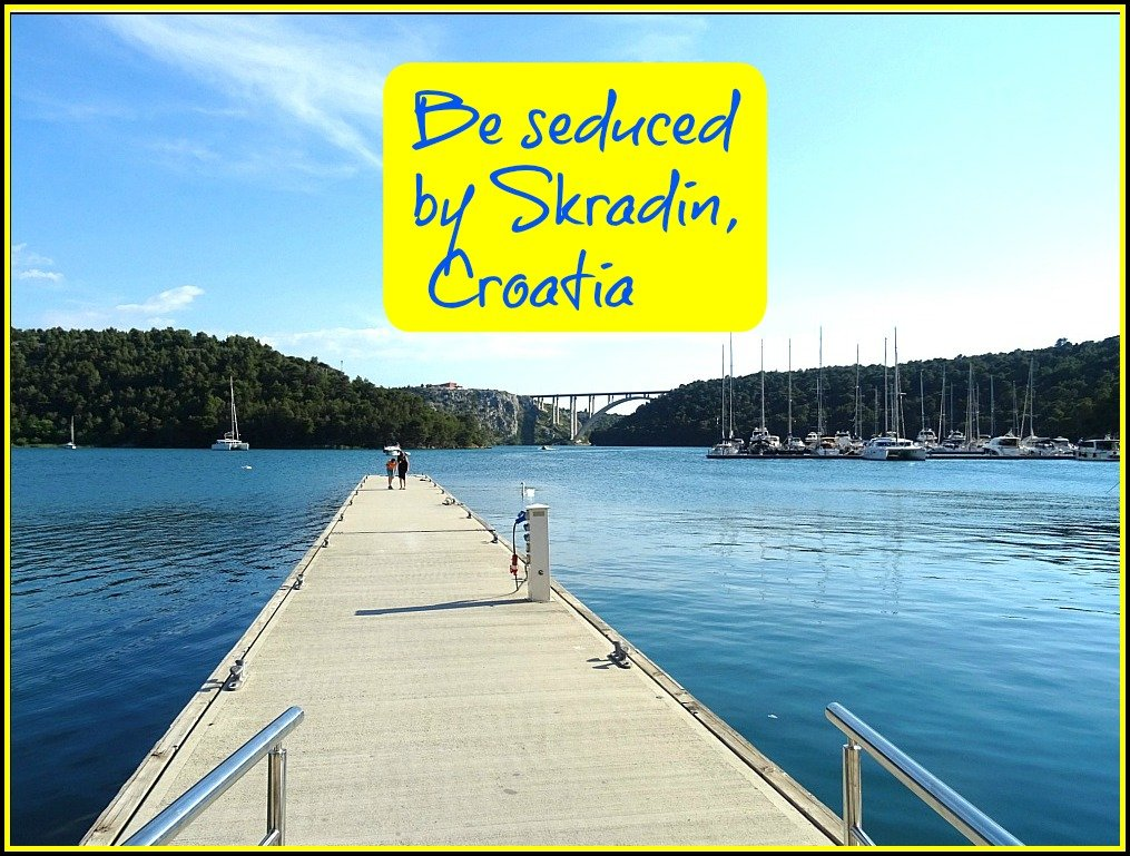 Be Seduced by Skradin Croatia