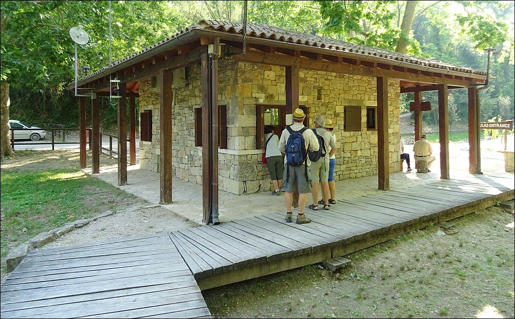Krka National Park, Croatia, Ticket Office