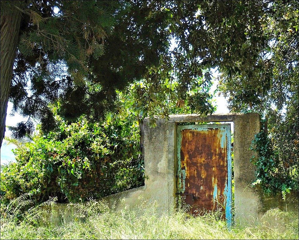 Marjan Hill Door to Nowhere