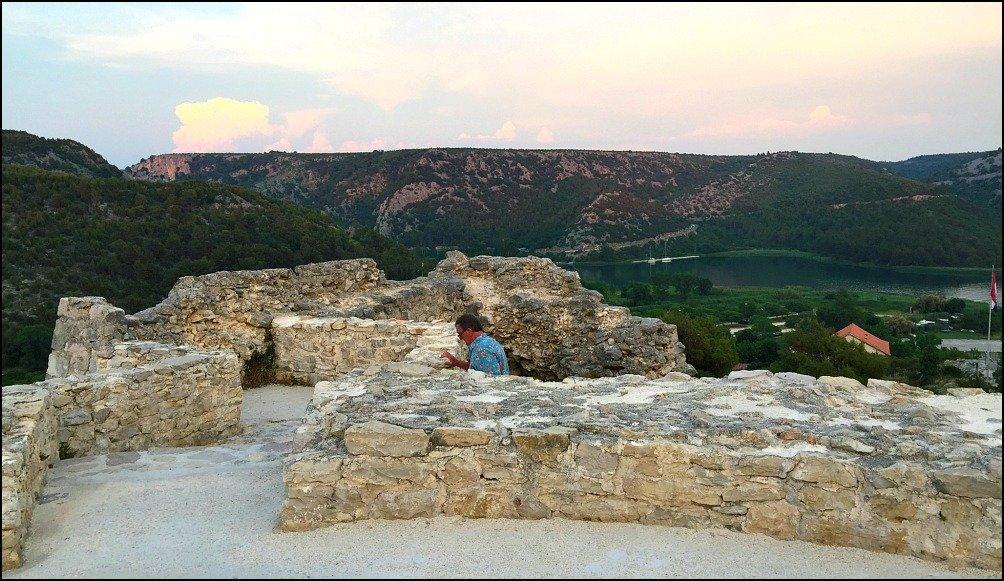 Skradin Fortress Croatia