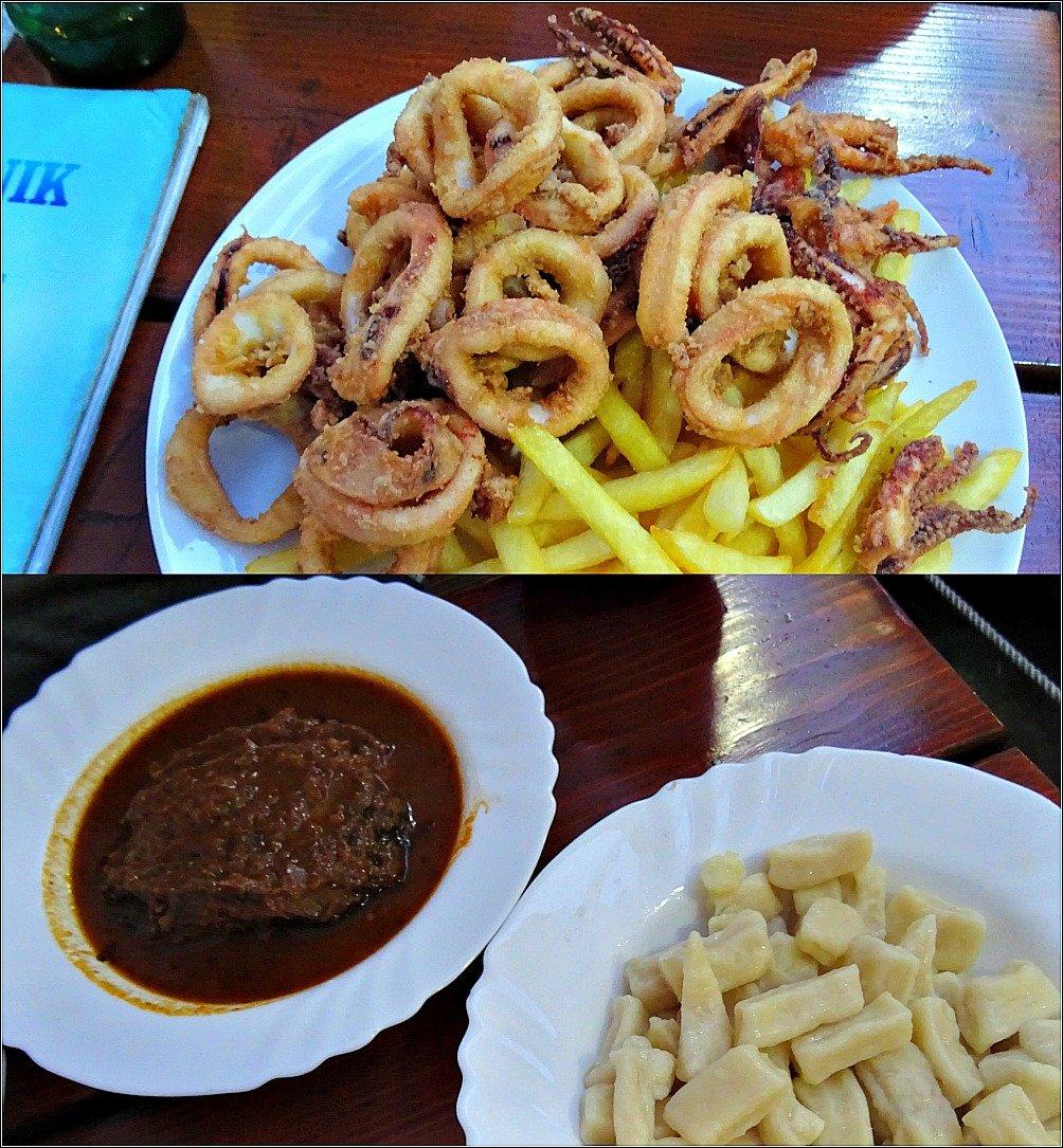 Split Croatia Buffet Fife Meals