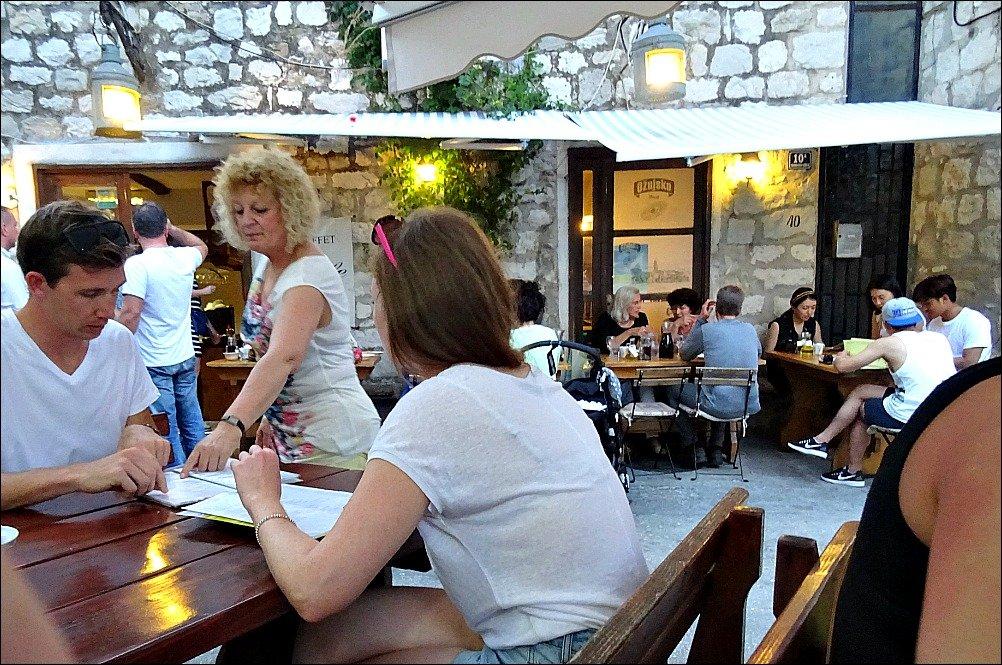Split Croatia Buffet Fife