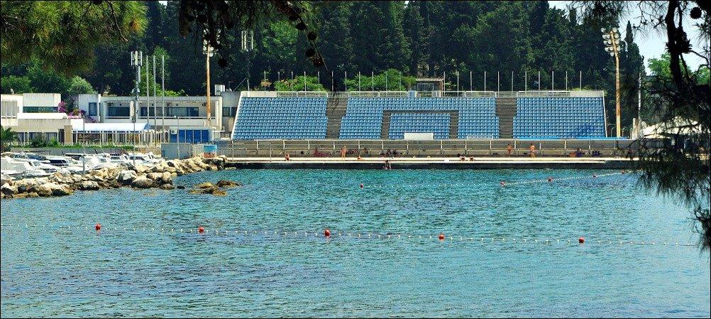 Jadran Pool Complex Split Croatia