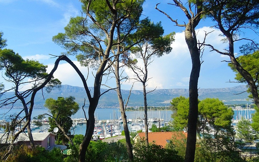 Marina Lucica Marjan Park Split Croatia