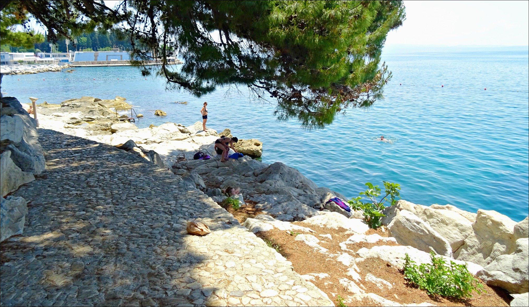 Marjan Seaside Path