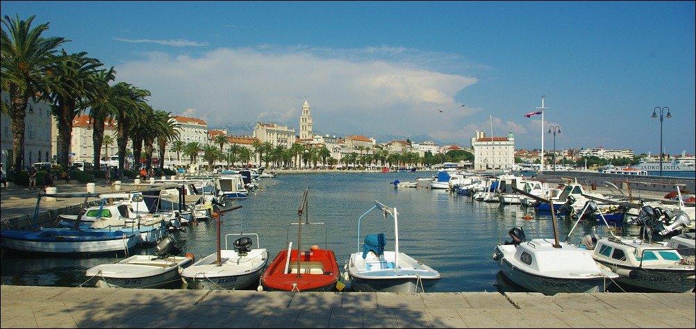 Split Small Boat Harbour