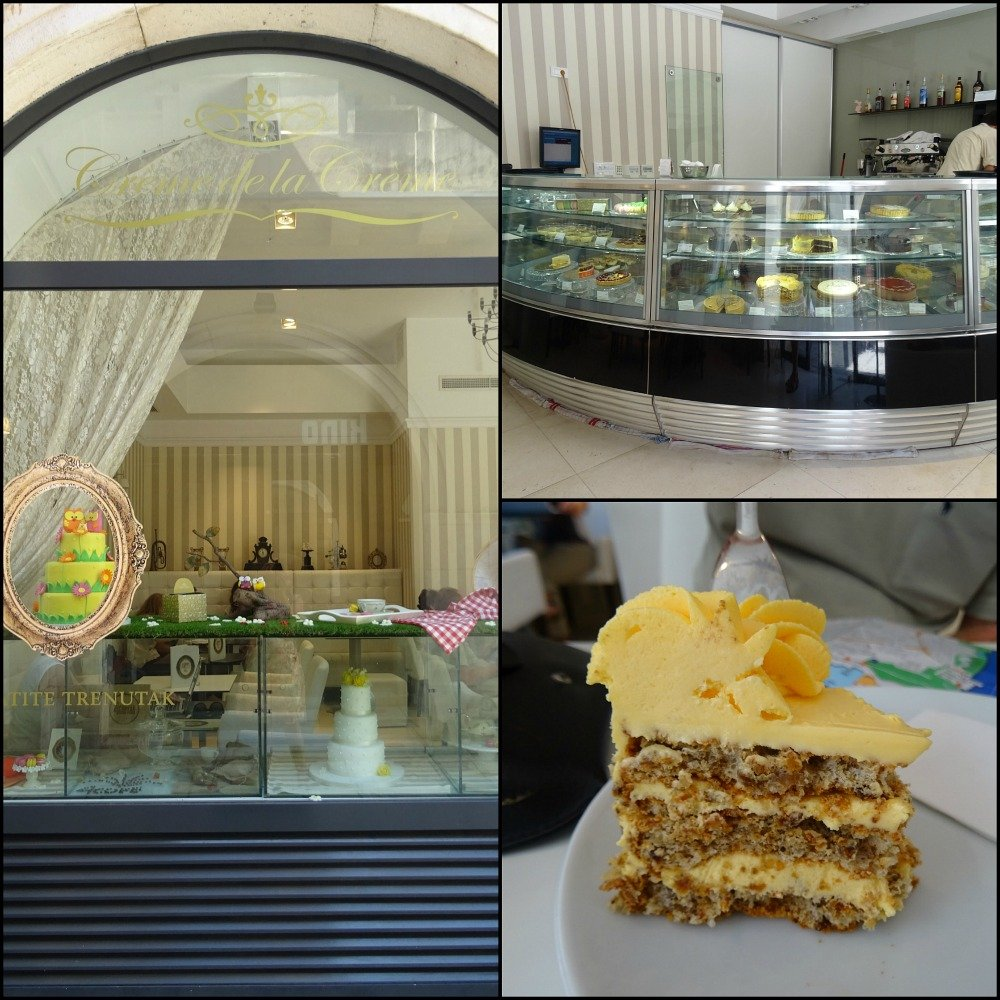 Splitska Torta is Split's own Cake