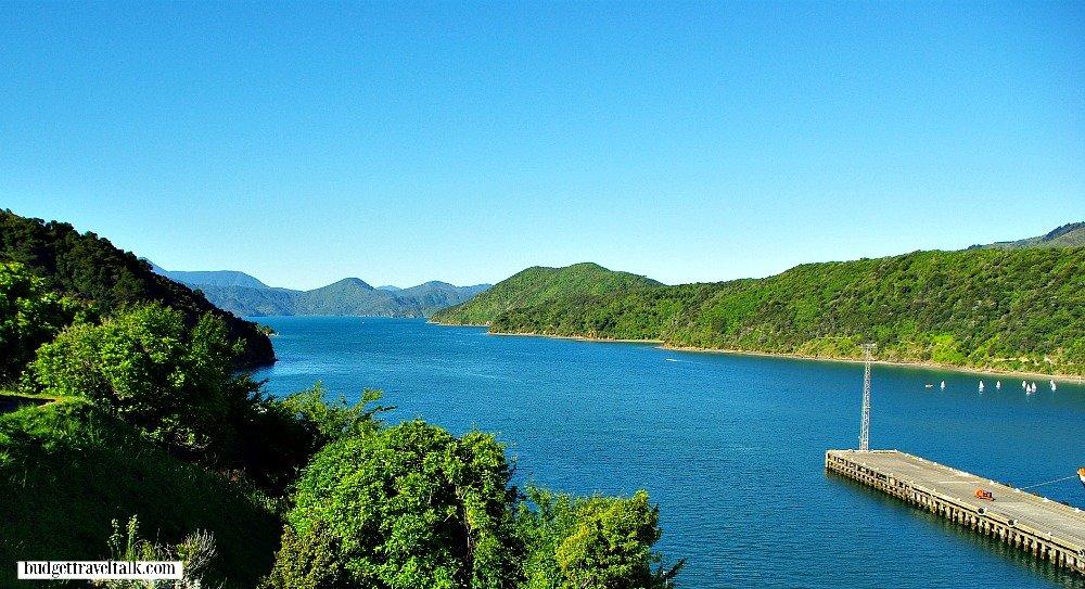 Picton Harbour New Zealand