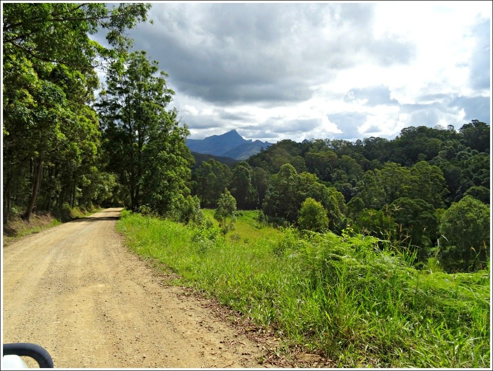 Mt. Warning New South Wales