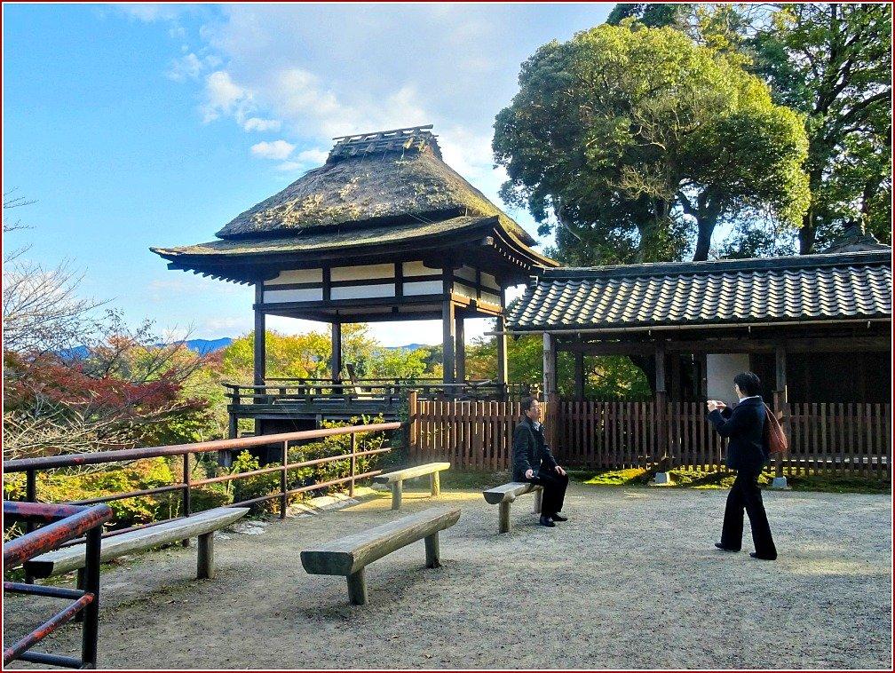 Ishiyama-dera Moon Viewing Platform
