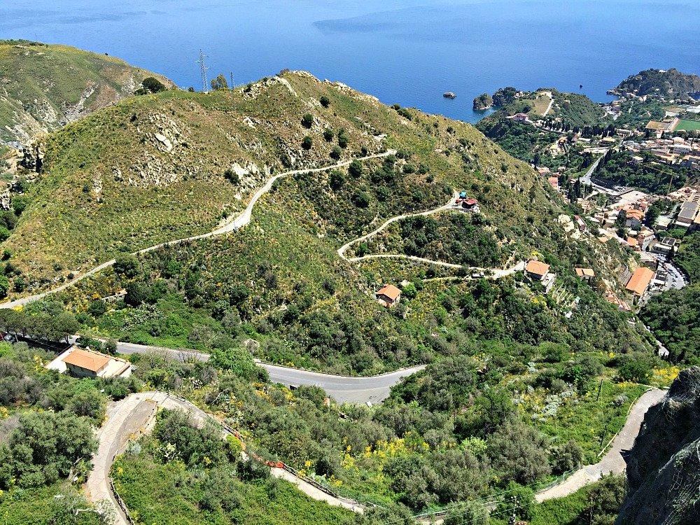 Castelmola Road