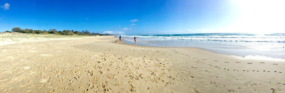 Coolum Beach Panorama