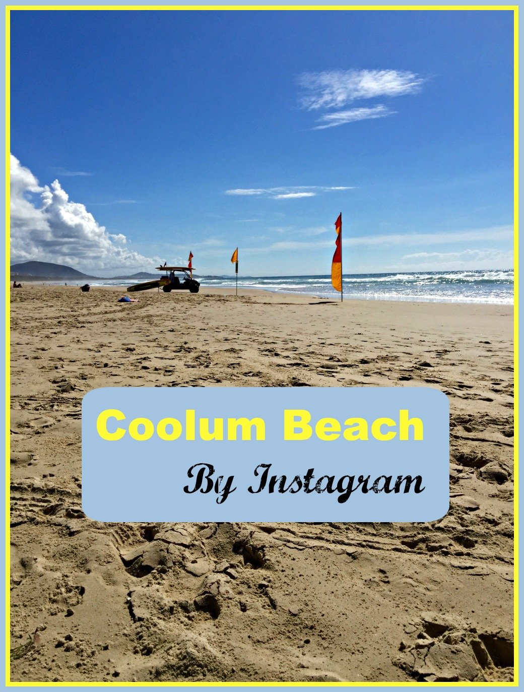 Coolum Beach by Instagram