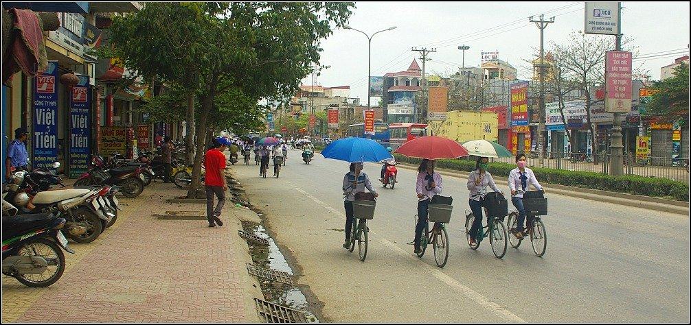 Bicycles Ninh Binh Vietnam