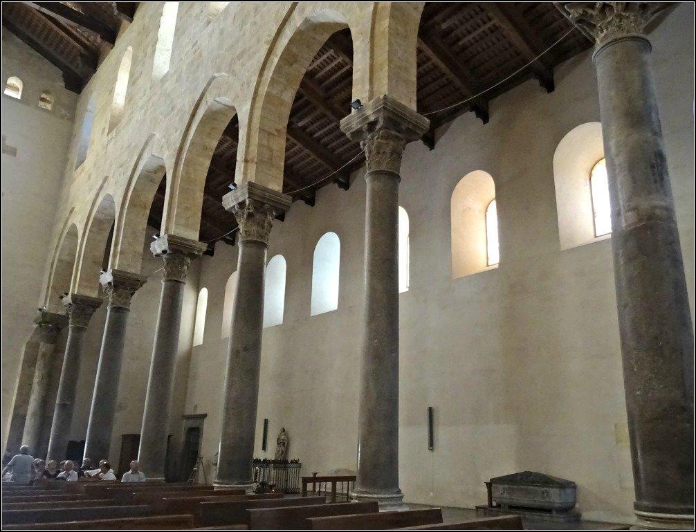 Cefalu Duomo Simplicity