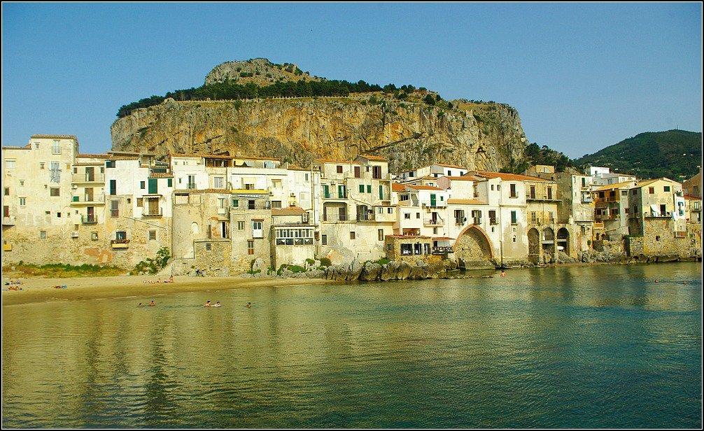 La Rocca Cefalu Sicily