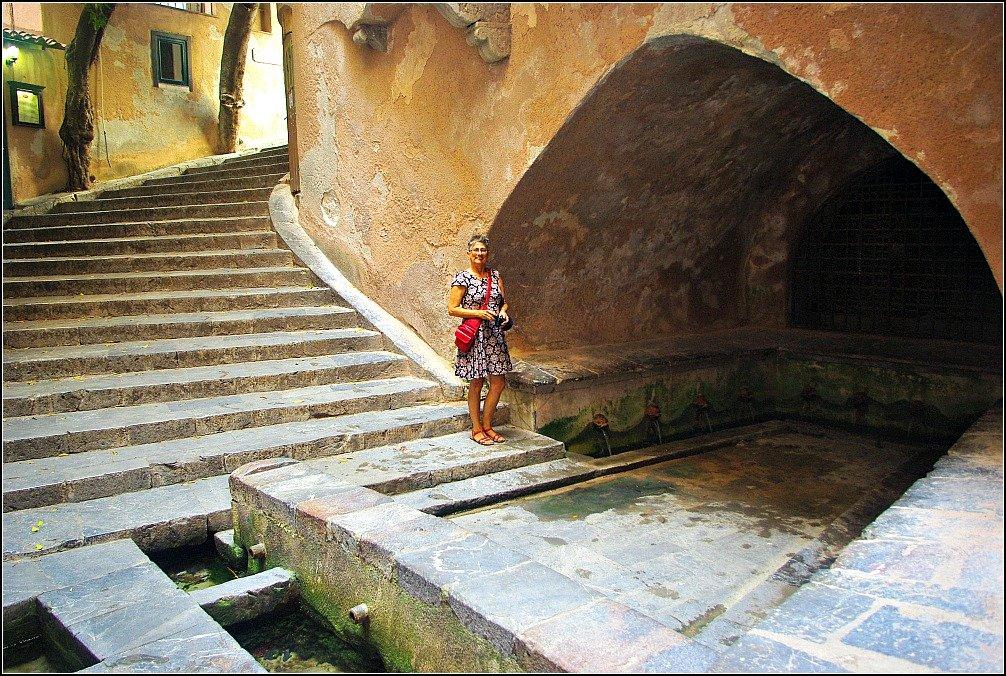 Lavatoio, Cefalu Sicily