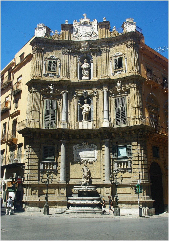 Palermo Quattra Canti