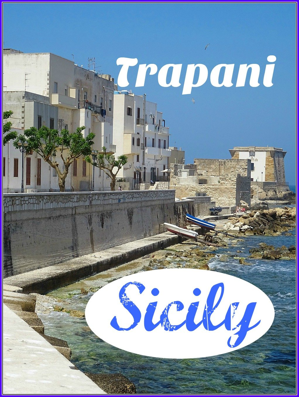 Trapani for Pinterest