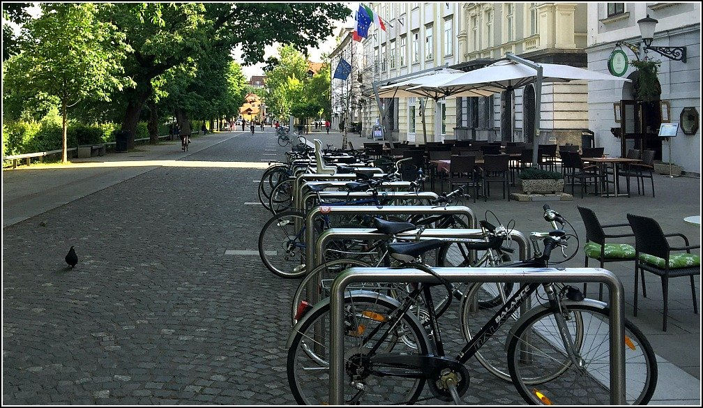 Ljubljana Bicycles