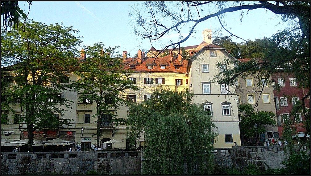 Ljubljana Riverside Houses