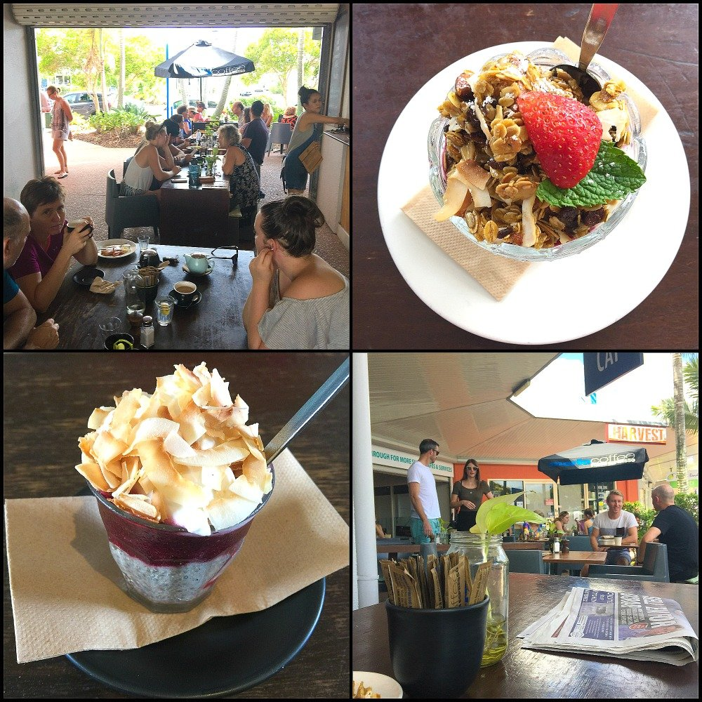 Coolum Beach Cafes Caf