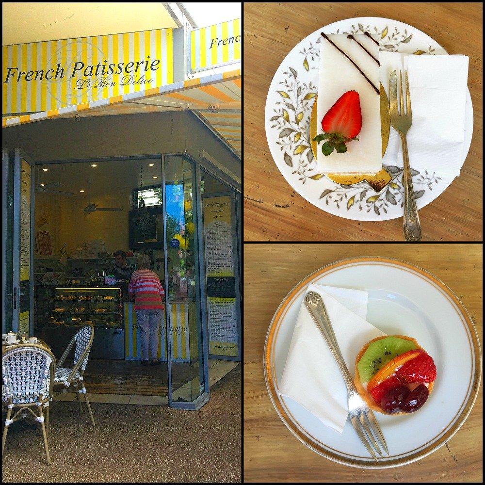 Cafe Le Bon Delice Peregian Beach