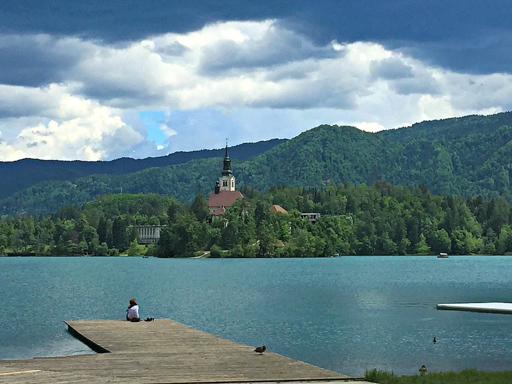 Lake Bled Pontoon